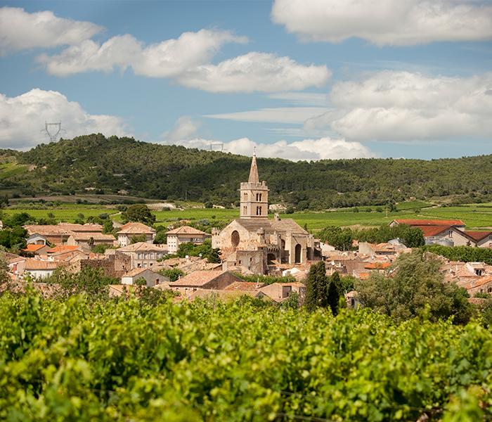 Herzen Südfrankreichs